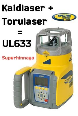 Kaldlaser UL633